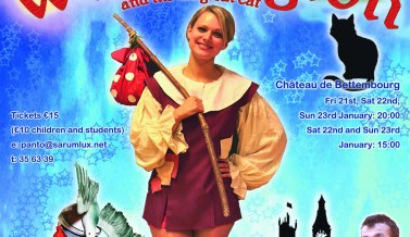 Dick Whittington and his magical Cat, Luxembourg
