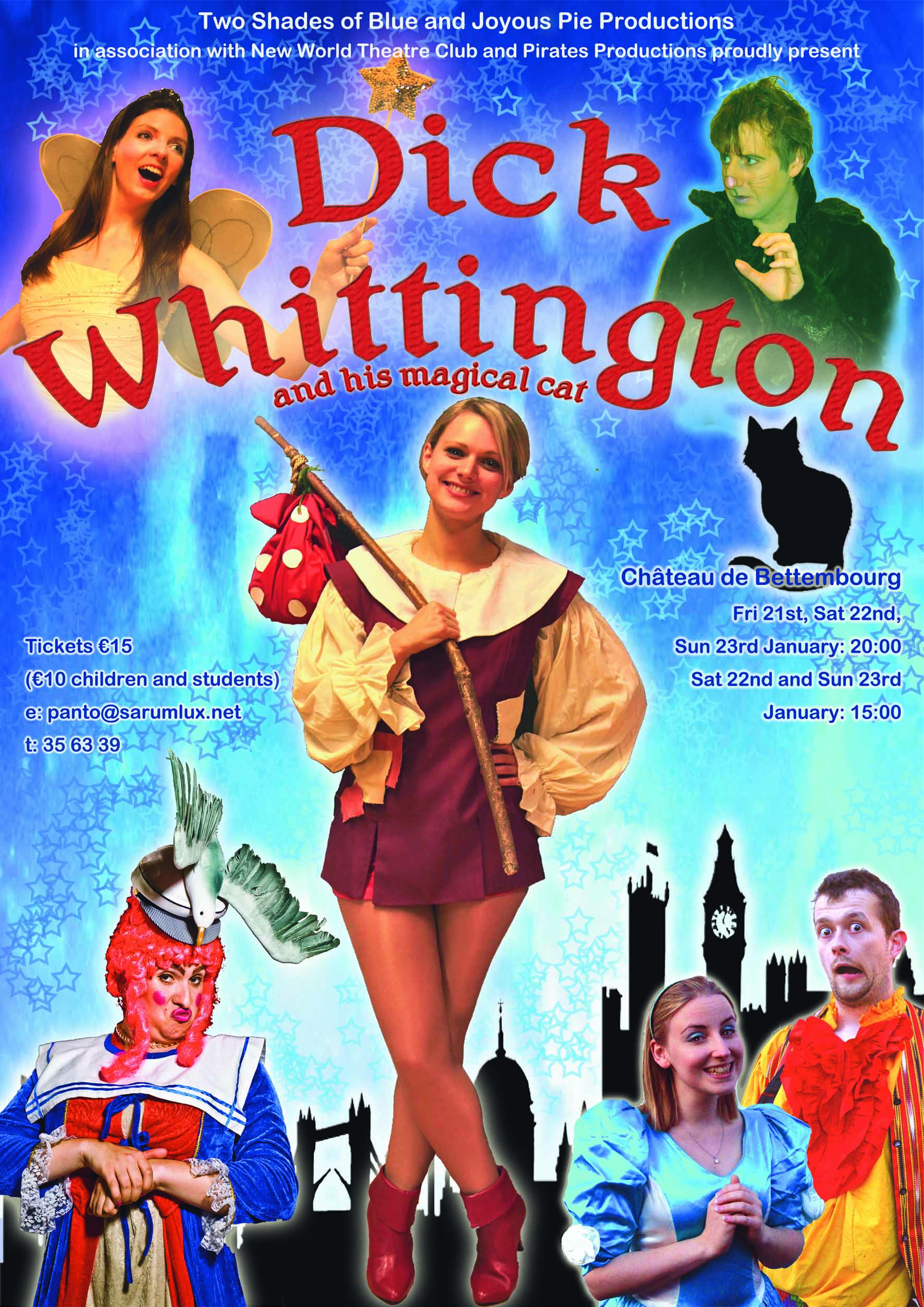 Dick Whittington Flyer