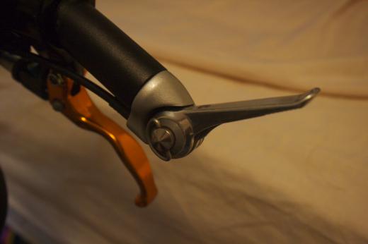 BMX brake levers