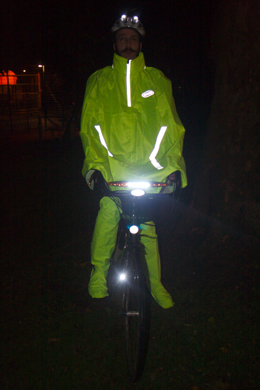 Be Safe! Be Seen!